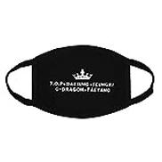 Other Dust mask, Bigbang GD TOP logo, black