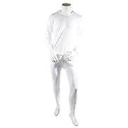 Alaseel Winter Pajamas For Men-White