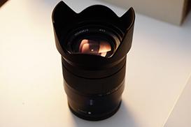 Sony Vario-Tessar T E 16-70mm f 4 ZA OSS Lens 1670Z