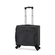 جيوردانو حقيبة سفر الطيارين بعجلات , 4 عجلات , رمادي - 1619726