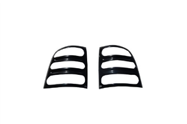 Auto Ventshade 36710 Slots Taillight Covers for 1993-1997 Ford Ranger