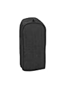 RITZ Polyester Cotton Quilted Blender Appliance Cover, Dust and Fingerprint Protection, Machine Washable, Black
