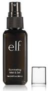 e.l.f. cosmetics elf Illuminating mist and set