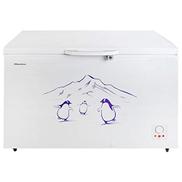 Hisense Chest freezer, 10.7 Cuft, White FC41DD