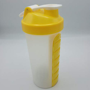Other Plastic Protein Shaker - Yellow