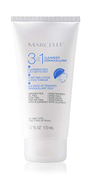 Marcelle 3-in-1 Cleanser, Hypoallergenic and Fragrance-Free, 5.7 fl oz