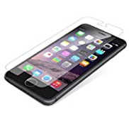 Zagg Smartphone Screen Protector, for iPhone 6 6s, Tempered Glass - Clear Finish