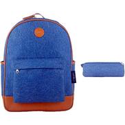 Other Atrium Backpack, Denim Khaki