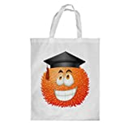 Decalac Printed Shopping bag, Small Size, Cartoon Fees - Graduation Day