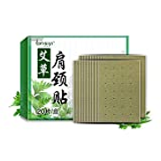 Honorall Natural Moxibustion Stickers Pain Relief Patch for Neck & Shoulder & Waist & Leg Moxa Herb Health Care Pad