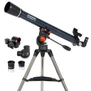 سلسترون 21061 AstroMaster 70 AZ المنكسر تلسكوب