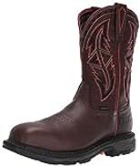 Ariat Men's WorkHog XT VentTEK Spear Carbon Toe Work Boot , Dark Chocolate, 11D