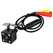 Other Car Rear Waterproof View Camera - 4 LED
