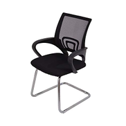 Other Cama black fixed visitor chair C-C-01 BLACK