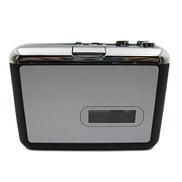 Docooler الصوت Captuer مشغل كاسيت متعدد الوظائف محول قوي ستيريو MP3 فلاش الصوت Captuer Music Cassette Player