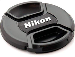 Other 58mm Plain Lens Cap For Nikon Digital Camera