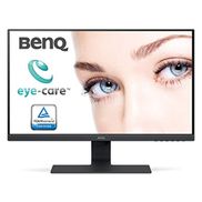 بينكيو GW2780 ، شاشة 27 بوصة LED عالية الدقة Full HD ، 60 هرتز ، 8 مللي ثانية عادي 5 مللي ثانية سريع ، أسود