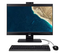 كمبيوتر ايسر فيريتون VZ4860G-I7870S1 AIO 23 انش فل اتش دي انتل كور i7-8700 8 جيجا DDR4 ذاكرة تخزين داخلية 256 جيجا بي سي اي ان اف ام اس دي 8X DVD كيبورد انجليزي ويندوز 10 احترافي