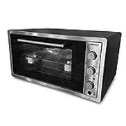 Carino Electric Oven With Grill, 45 Liter, 1400 Watt, Multi Color - M4532S
