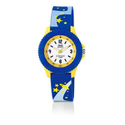 Q&Q Analog Watch For Kids - Rubber, Multi Color - QQVQ96J018Y