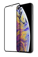 Baykron 3D Full Coverage Screen Protector For Iphone Xs Max