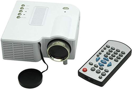 Other Multimedia Led Portable Projector With Music Photos Videos Support Hdmi For Home Office Use