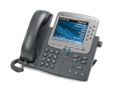 Cisco Unified IP Phone CP-7965G Gig-Etherne Color Display