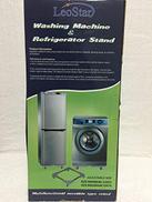 LeoStar Washing Machine & Refrigerator Adjustable Stand ST-4307