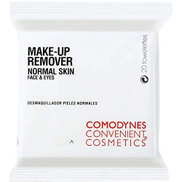 Comodynes Makeup Remover Wipes for Normal Skin, 20 Wipes - 8428749000501