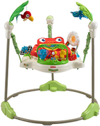 Other Fisher Price K7198 Rainforest Jumperoo - Green