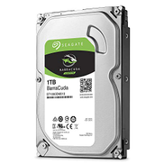 Seagate BarraCuda 1TB Internal Sata 6Gb s 64MB 3.5