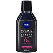 NIVEA, Face, Cleanser, Expert MicellAIR Makeup Remover, 400ml
