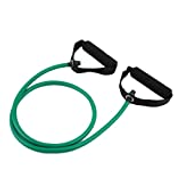 Other Sleeve Yoga Exercise Fitness Exercise Rally Rope Stretching Heavy Green