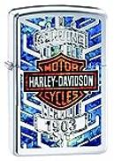 Zippo Lighter 29159 250 Harley Davidson