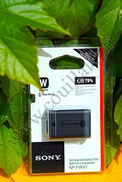 Sony NP-FW50 Lithium-Ion Rechargeable Battery 1020mAh for Alpha 7 - AMT FW50 A7R2 A7S2 A6300 A6400 A6500