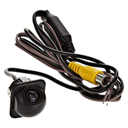 Clasonic Universal Night Vision Car Rear View Reverse Camera - Crc-202