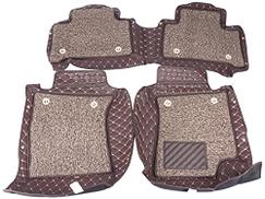 Gumei Water Proof Car Mat Set - Leather Plus PVC - For Lexus Nx 300 Suv 2016, 5 Seats