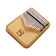 Lixada WK-17BH Portable 17-key Kalimba Thumb Piano Mbira Spruce Wood Musical Gift for Students Beginners