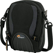 Lower Pro Lowepro Apex 10 AW All-Weather Camera Pouch - for Ultra-Compact Camera and Accessories Black