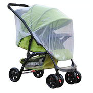 Other SKEIDO White Infants Baby Stroller Pushchair Mosquito Insect Net Safe Mesh Buggy Crib Netting Cart Mosquito Net Full Cover Netting