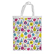 Decalac Printed Shopping bag, Large Size, Fruits
