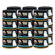 Purina Fancy Feast Royale Tender Tuna With Whitebait Cat Food Can 85g x 24