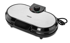 Princess Waffle Maker Iron 1200W 132467 Black