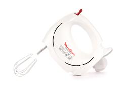 Moulinex Hand Mixer Easy Max. 200W, 2 Speeds,White HM250127