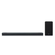 LG, Soundbar 3.1.2 ch, 440 w, Dark Titan Silver