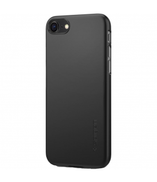 Spigen Thin Fit, Back Cover Mobile Case, for iPhone 7 Plus 8 Plus, Black