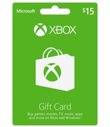Xbox X Box 15 USD - USA Store
