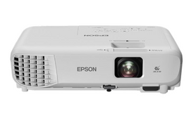 Epson EB-S05 3LCD Projector - White EBS05