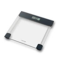 Lawazim Digital Body Weight Bathroom Glass Scale - Blue