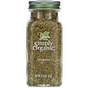 Simply Organic, Oregano, 0.75 oz 21 g